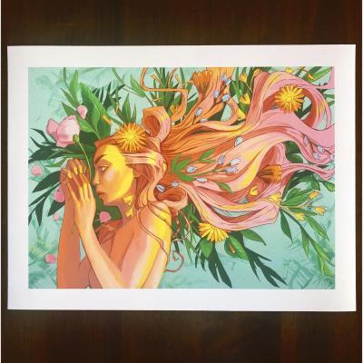 Impression sur papier d'Art - Collection